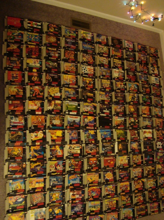 Every SNES Game Ever 6