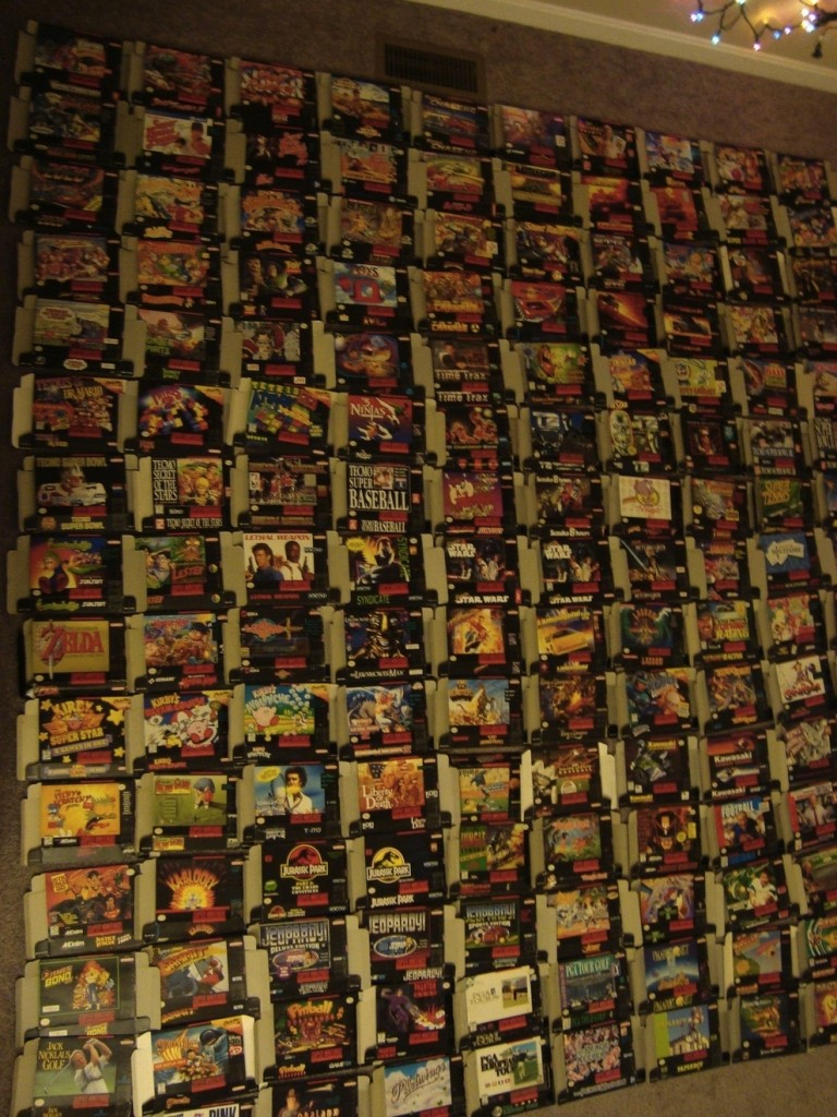 Every Single SNES Game Ever 2