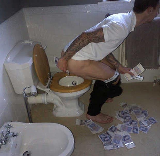 Liam Ridgewell £20 Notes