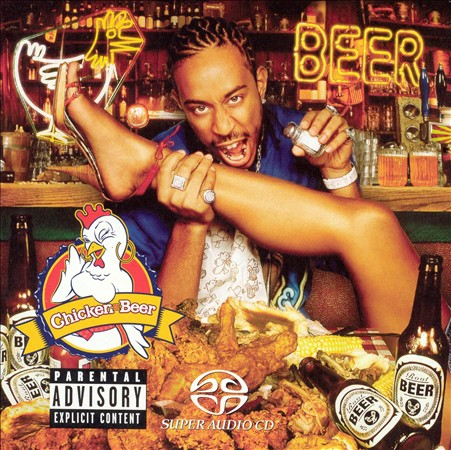 Misogynistic Album Covers - Chicken-n-beer - Ludacris