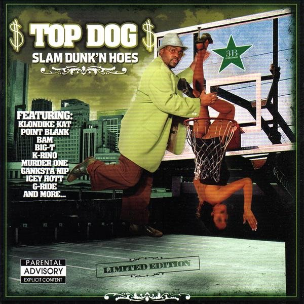 Misogynistic Album Covers - Slam Dunk That Ho
