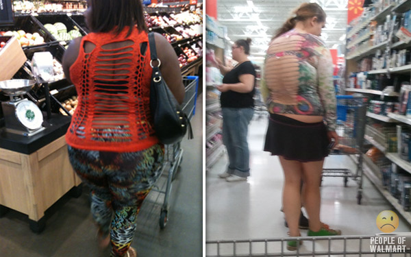 People of Walmart - Hulking