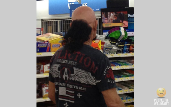 People of Walmart - Ultra Mullett