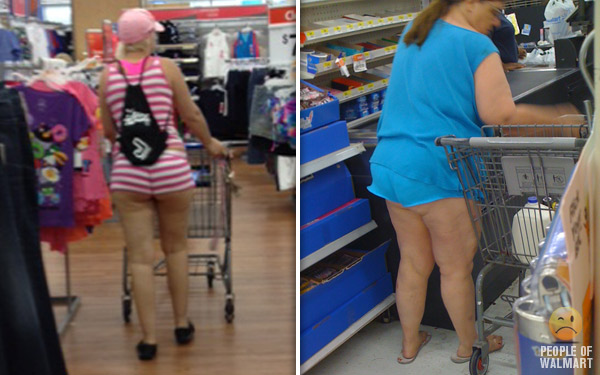 People of Walmart - Under Dressed 2