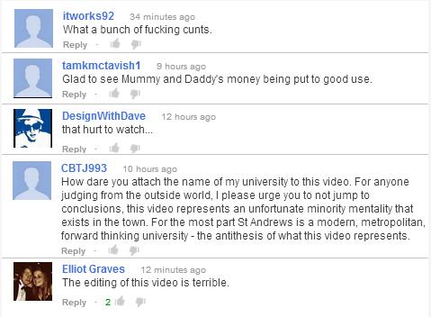 Champagning YouTube Screengrab