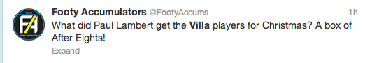 Villa Chelsea Screengrab 2