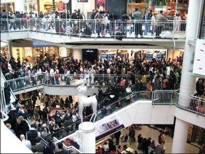 Westfeild Shopping Carnage 3