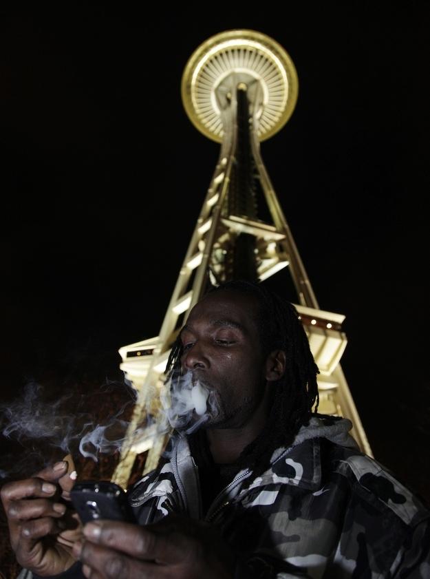 Seattle Smokeout 1