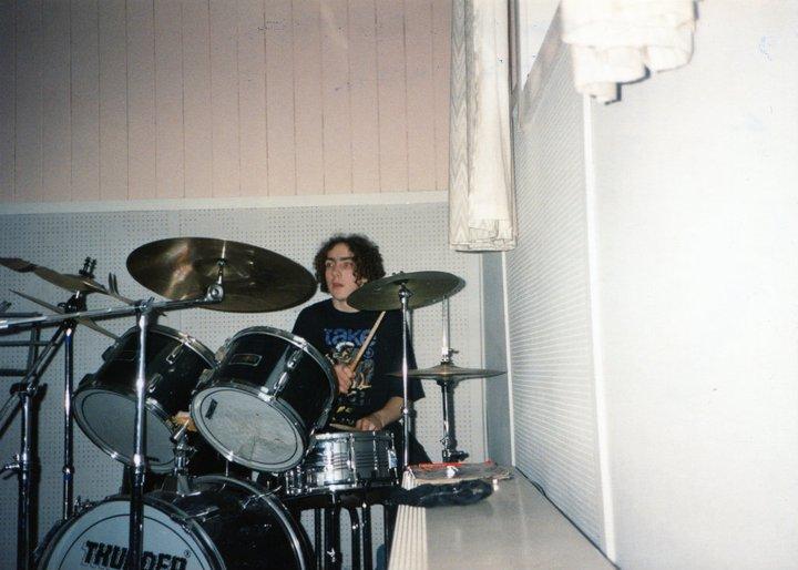 Slaps Imaginary Band Circa 1993