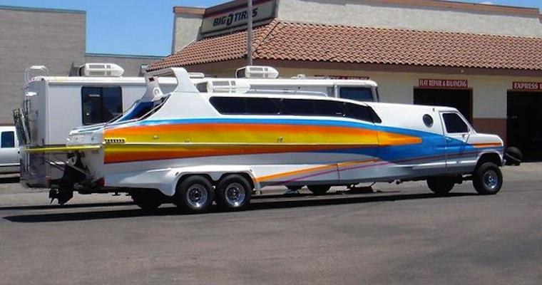 Van Boat