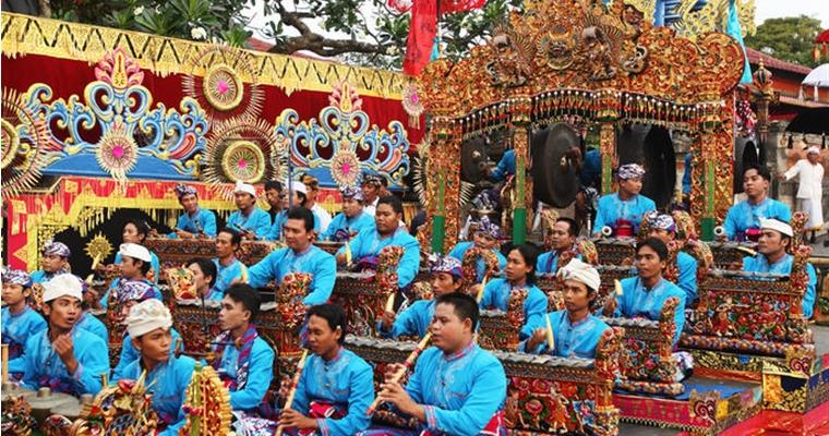 Bali Musician Orchestra