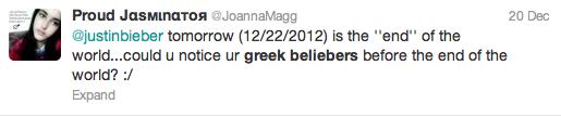 Belieber Greek Screengrab 6