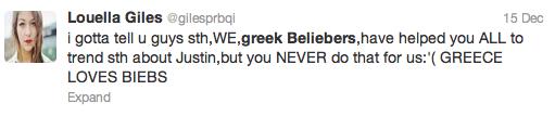 Belieber Greek Screengrab 7