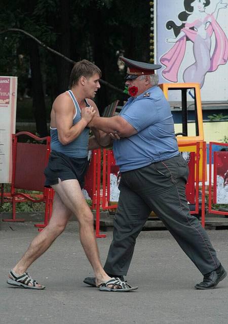 Hilarious Russian Photos - Love