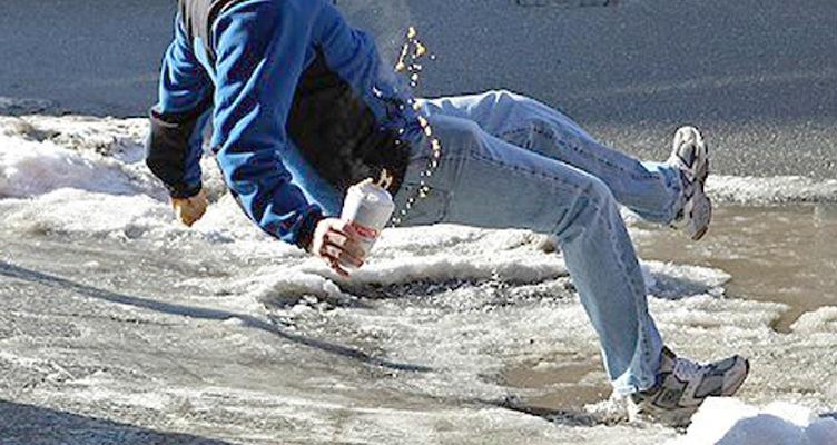 Ice Slip