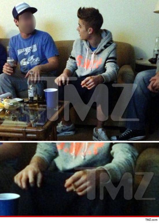 Justin Bieber Blunt 1