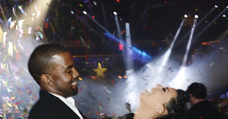 Kanye West Kim Kardashian NYE Featured