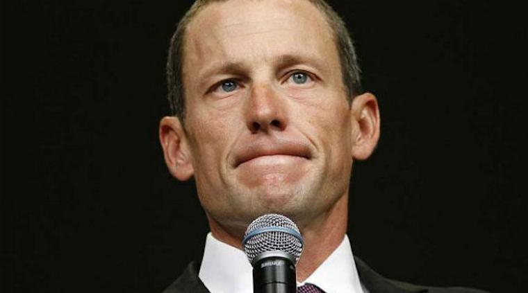 Lance Armstrong Creep