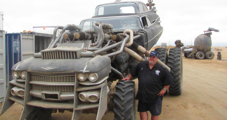 Mad Max 4 Weird Vehicle