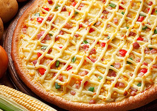 Mayo Pizza 1