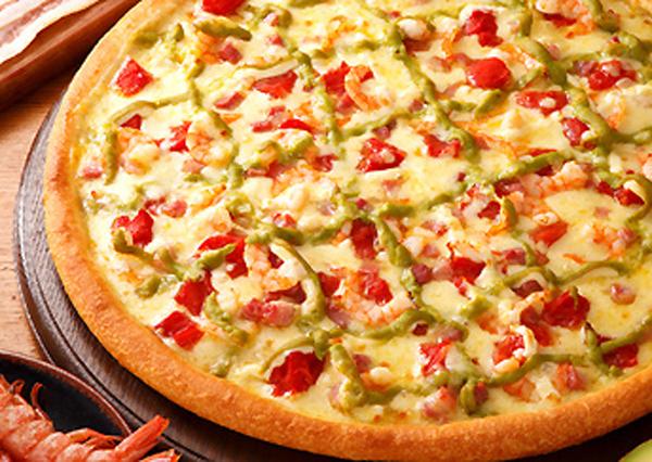 Mayo Pizza 3