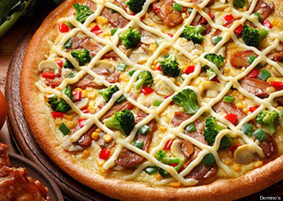 Mayo Pizza 4