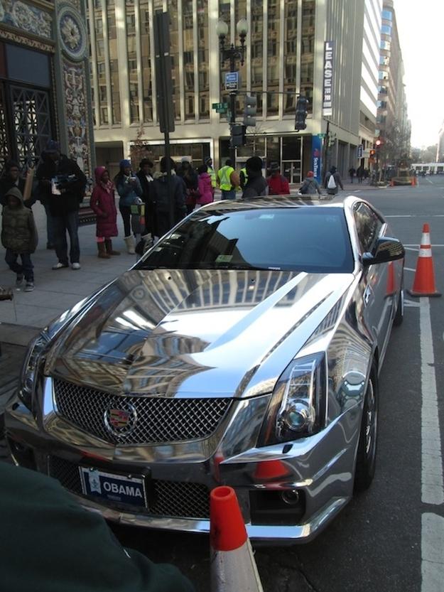 Obama Car 1