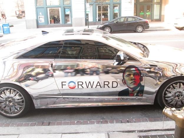 Obama Car 2