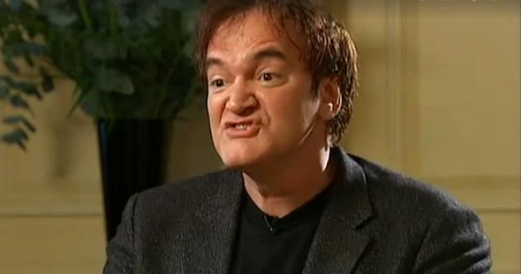 Quentin Tarantino Meltdown