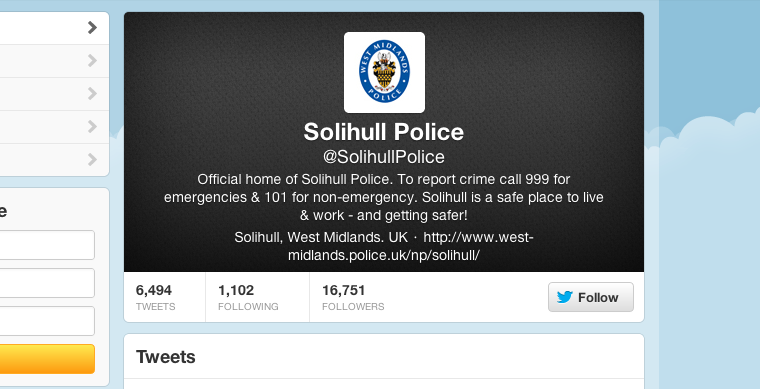 Solihul Police Featured