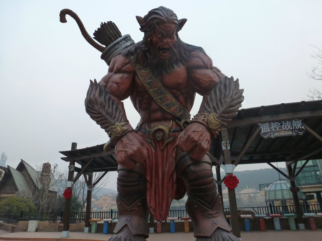 World Of Warcraft Theme Park 9