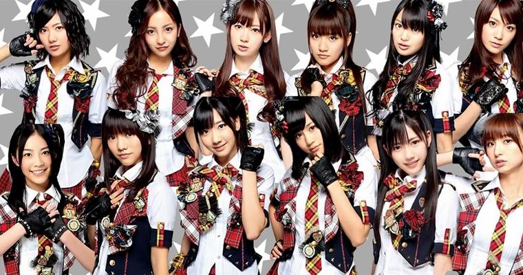 AKB48 - Japan Girl Band - Tartan