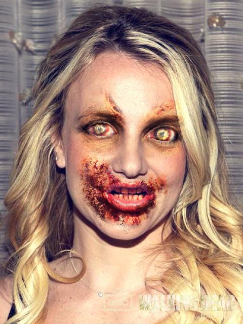 Britney Spears Zombie
