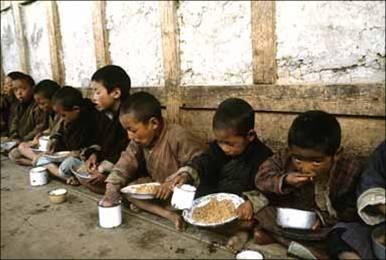Cannibalism North Korea - Children