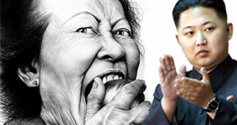 Cannibalism North Korea - Kim Jong Un