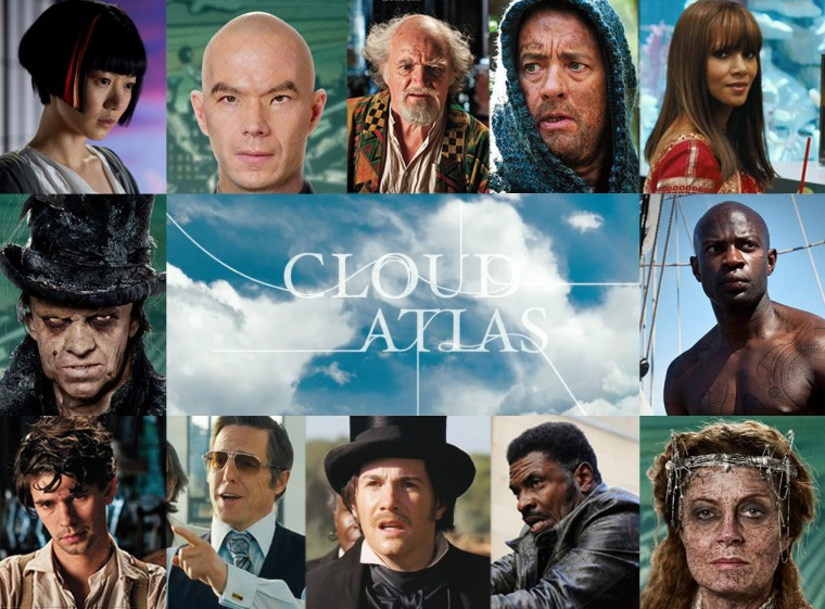 Cloud Atlas Cast