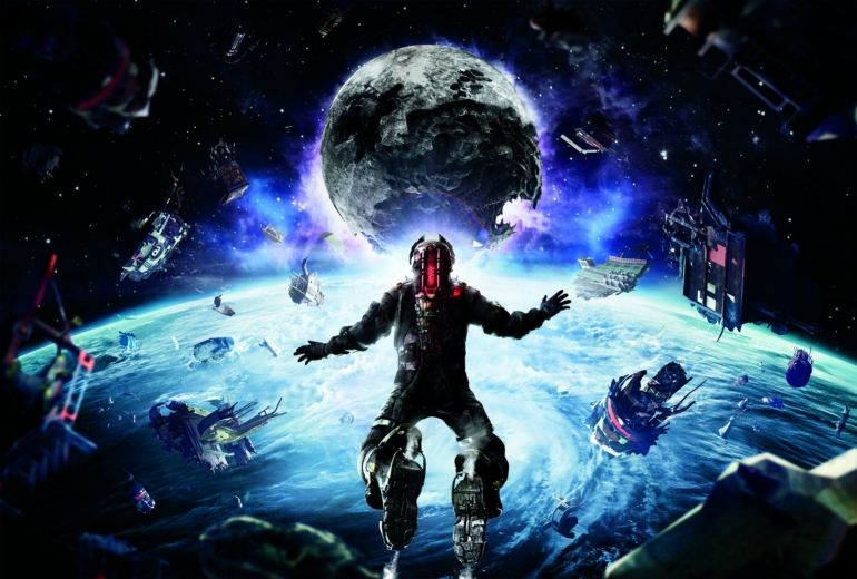 Poster for Dead Space 3
