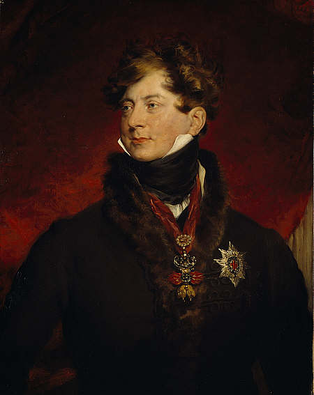 George IV - Portrait