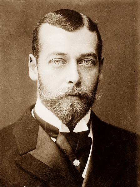 George V - Photo Portrait