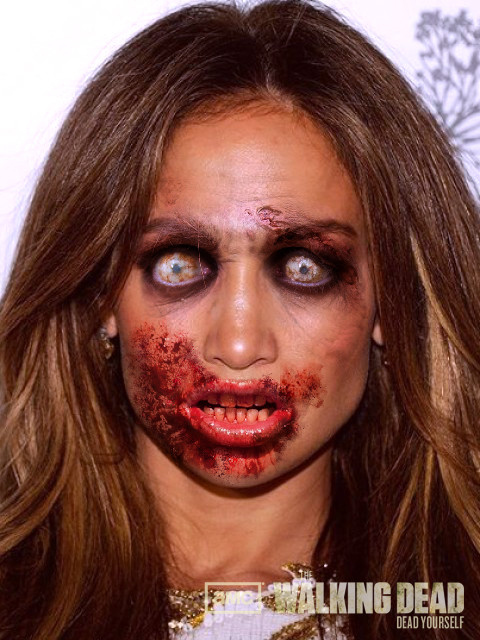 10 Celebrities As Zombies – Sick Chirpse