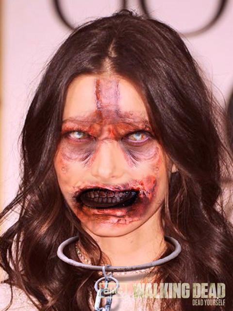 Jessica Biel Zombie