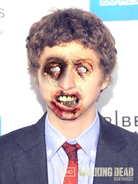 Michael Cera Zombie
