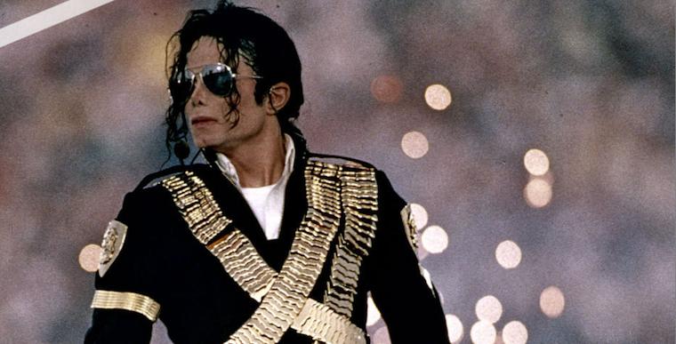 Michael Jackson Superbowl Halftime Show
