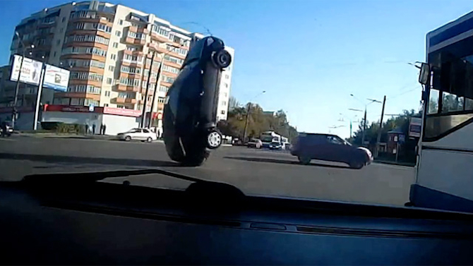 Russian Dashcams