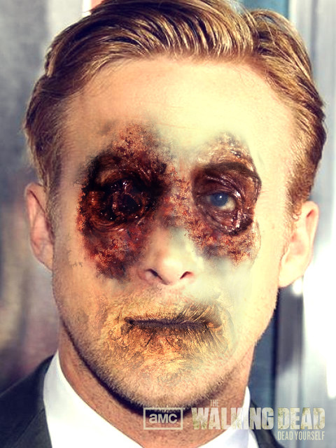Ryan Gosling Zombie
