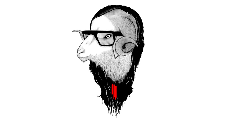 Skrillex Goat