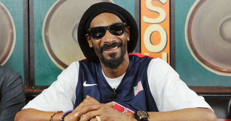 Snoop Lion At Record Release Event