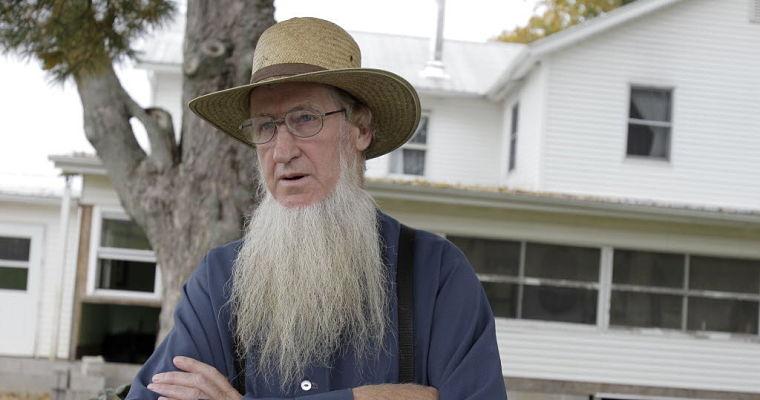 Amish beard cutter