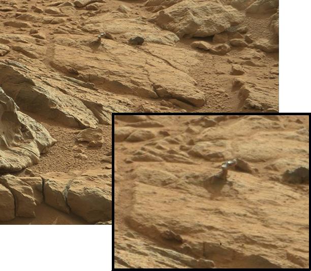 Curiosity rock