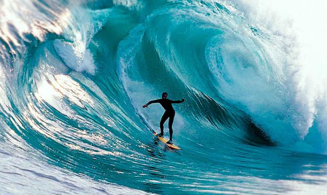 Biggest Waves Shipsterns Bay